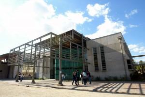 Edificio de Kinesiología y Enfermería