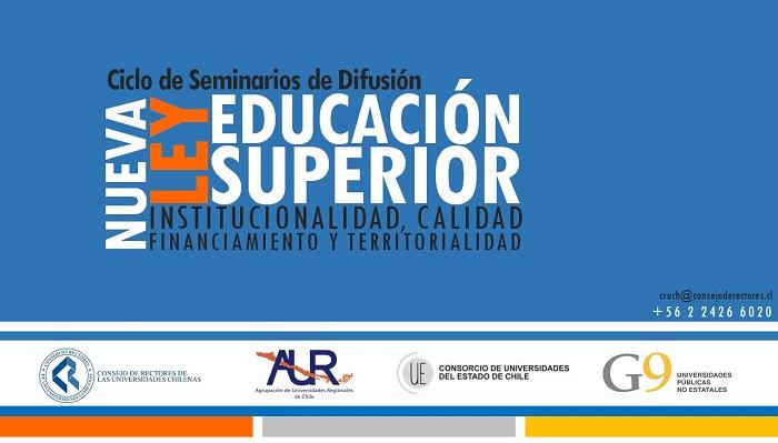 Ciclo Seminarios Ley Ed. Superior