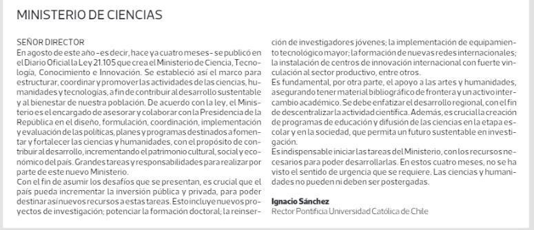 Rector Sánchez_latercera.com-2018.12.09