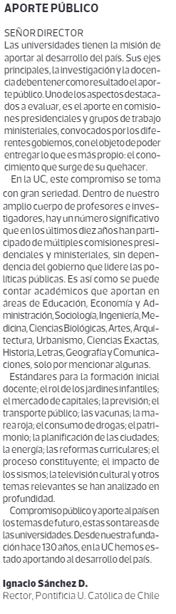Rector Sanchez_LaTercera12.7.2018