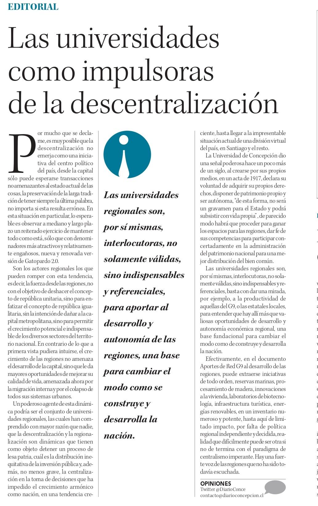diario concepcion editorial 13.4